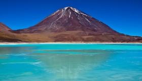 La Lagune Verte, lac de sel